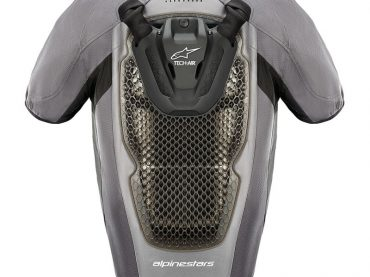 Nieuw Airbag-vest: Alpinestars Tech-Air 5