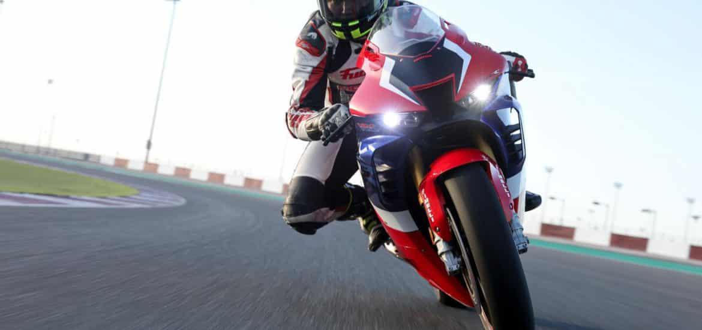 Honda CBR1000RR-R SP Fireblade 2020
