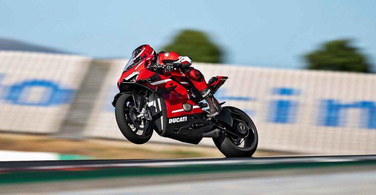 Verbluffend: Ducati Superleggera V4