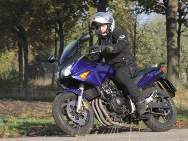 Marathonmotor: Honda CBF600SA
