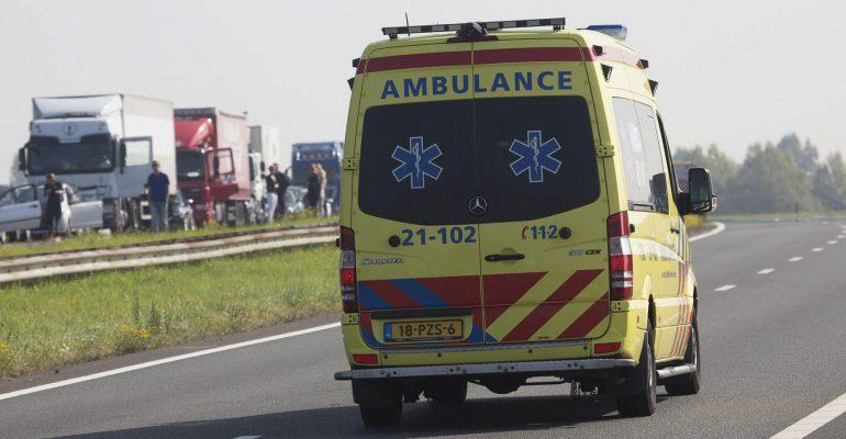 Ambulancedienst: 'Voor ons daalt op 16 maart ook de snelheid'