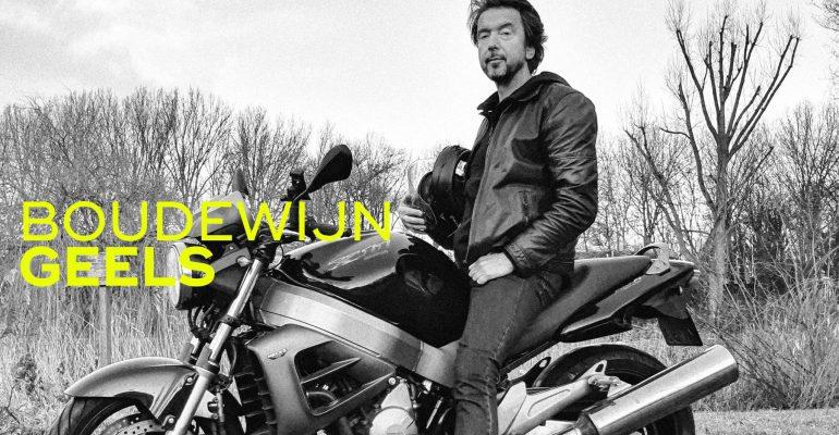 Column Boudewijn Geels: Liever geen motor