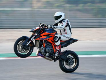 Test KTM 1290 Super Duke R 2020