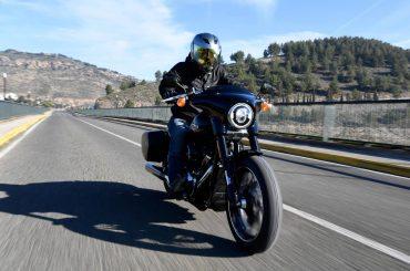 Harley-Davidson 2020 motoren getest