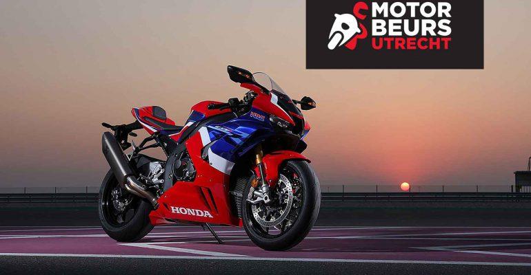 Honda komt met 2020 Fireblade naar MOTORbeurs Utrecht