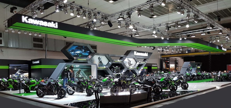 Kawasaki MOTORbeurs Utrecht