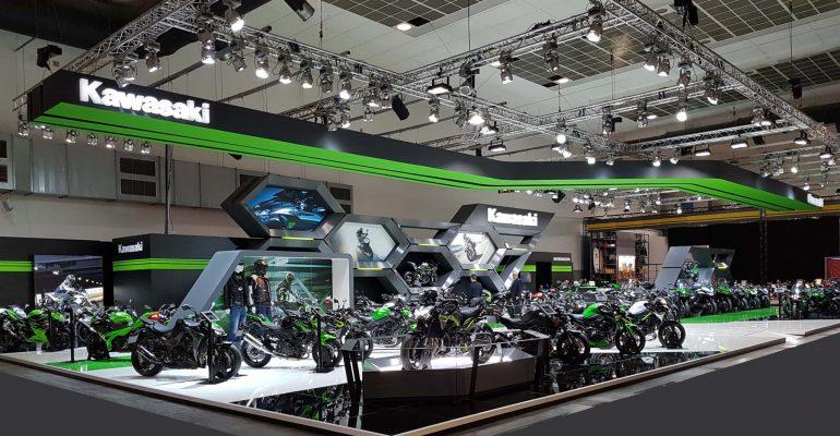 Kawasaki met zes 2020-modellen op MOTORbeurs