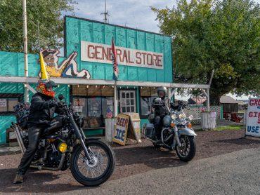 Toerisme: Oregon (Amerika)