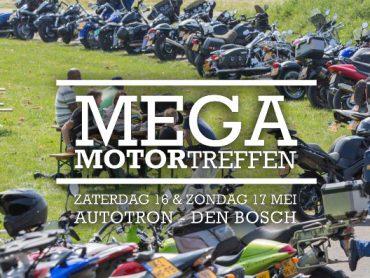 Kaartverkoop Mega MotorTreffen 2020 gestart!