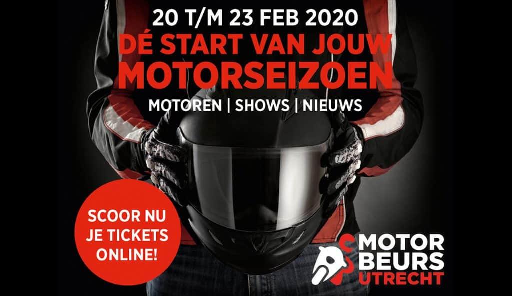 MOTORbeurs Utrecht 2020