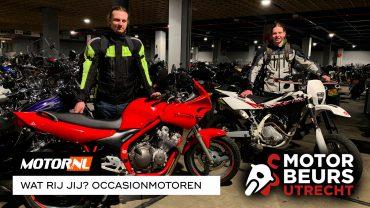 Wat rij jij? MOTORbeurs Utrecht 2020-editie