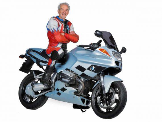Motorleven van Theo Smets