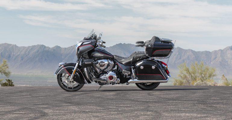 Indian Motorcycle toont 2020 Roadmaster Elite