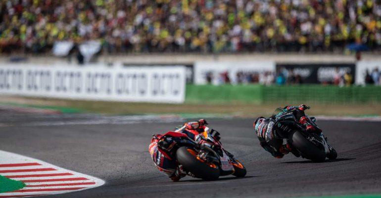 Zo wil Yamaha Marc Marquez gaan verslaan