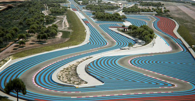 Circuit Paul Ricard is te koop