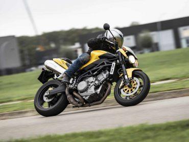 Weerzien: Moto Morini Corsaro 1200
