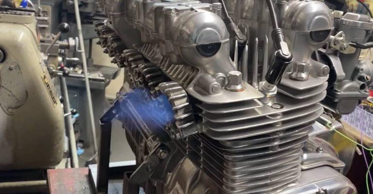 Motorgenie bouwt Kawasaki Z1 1400 zescilinder…