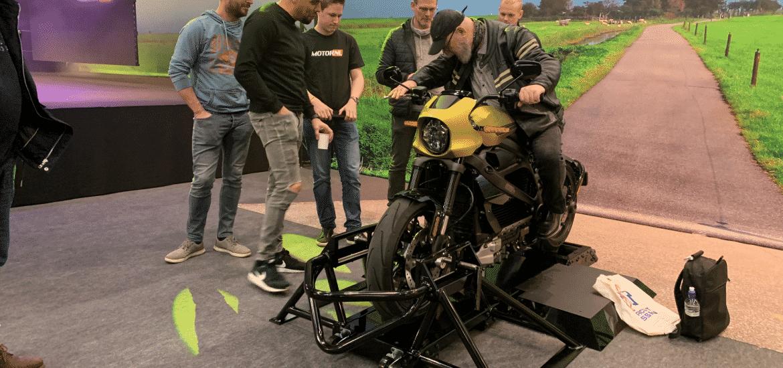 Harley-Davidson LiveWire jumpstart