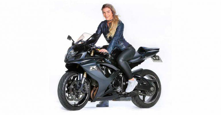 Motorleven van Sharon Ravestein