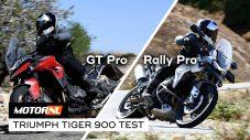 Triumph Tiger 900 Rally Pro / GT Pro – test