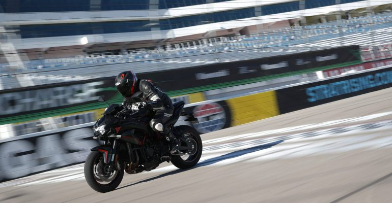 Vijf vragen: test 2020 Kawasaki Z H2