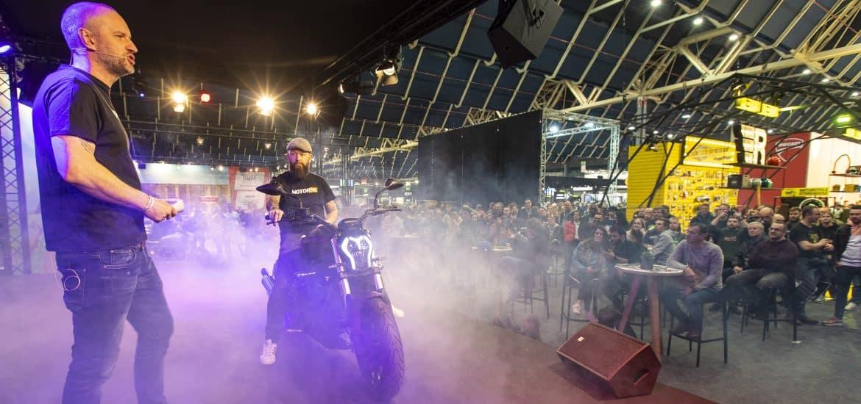 Motorshow Motorbeurs Utrecht 2020