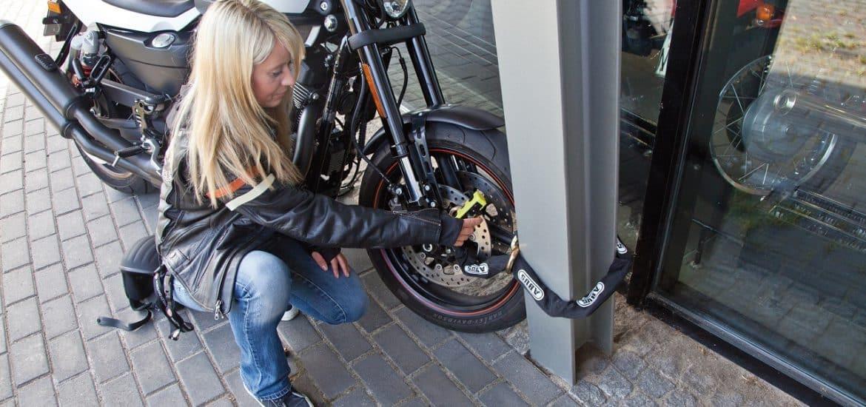 Gestolen Harley-Davidson