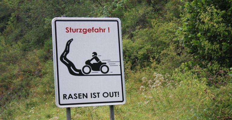 Duitsland is geluidsoverlast beu