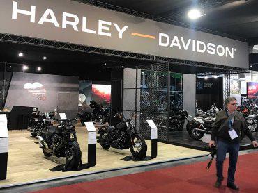 Harley-Davidson met grote primeurs op MOTORbeurs Utrecht