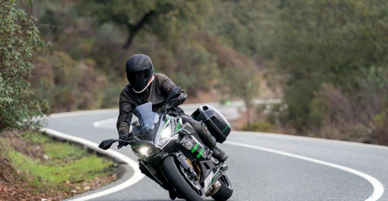 Test Kawasaki Ninja 1000SX 2020