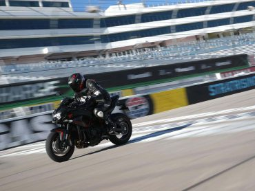 Test Kawasaki Z H2 2020
