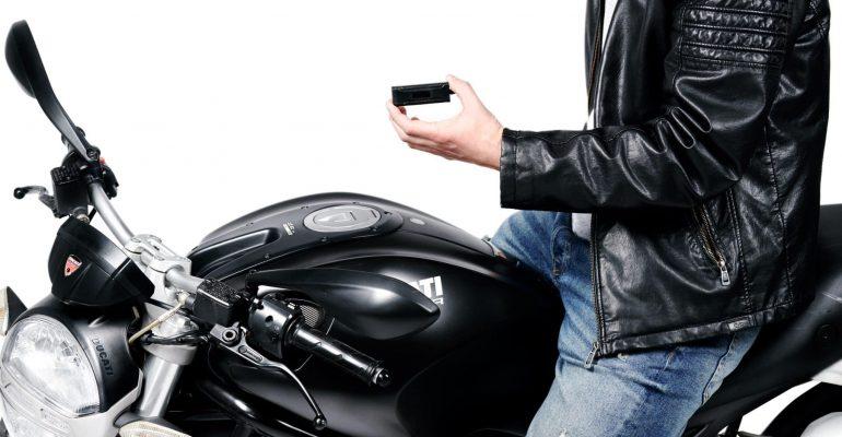 Maakt de Vigo Smart Track het leven van een motorrijder veiliger?