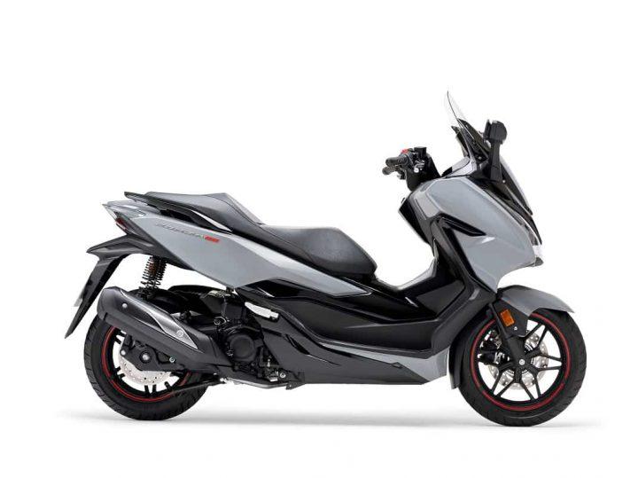Dit is Honda's gelimiteerde Forza 300