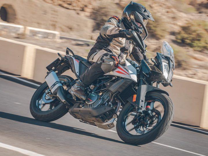 Vijf vragen over de KTM 390 Adventure
