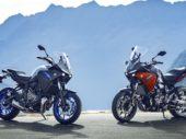 Yamaha Tracer 700 deze week bij de dealers