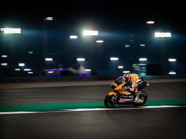 Bendsneyder knokt zich naar zijn beste Moto2-resultaat!