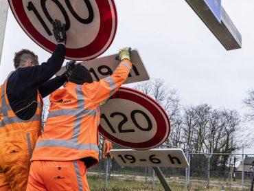 '46% dagelijkse weggebruikers blijft harder dan 100 rijden'