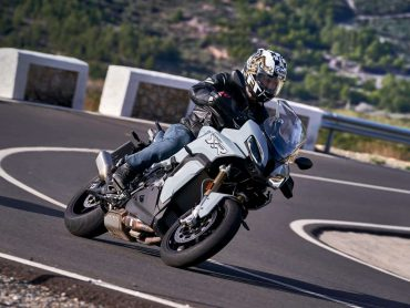 Test BMW S1000XR 2020