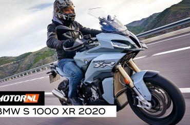 BMW S 1000 XR 2020 – test