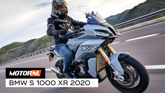BMW S 1000 XR 2020 – test