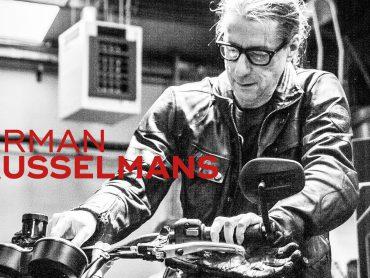 Herman Brusselmans: Verbrand rubber
