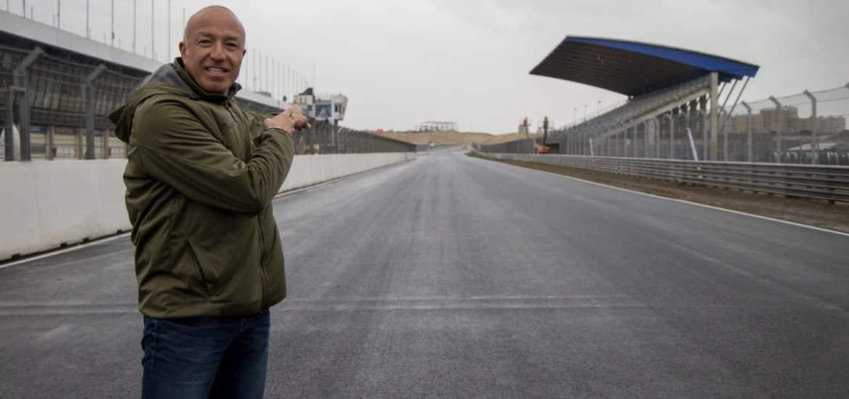Tom Coronel Circuit Zandvoort