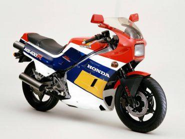 Geboren klassiekers: Honda NS400R