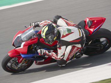 Huren in Japan: Honda CBR1000RR-R