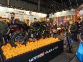 Michel wint de gloednieuwe Kawasaki Z650!