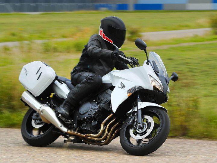 Weerzien: Honda CBF1000F