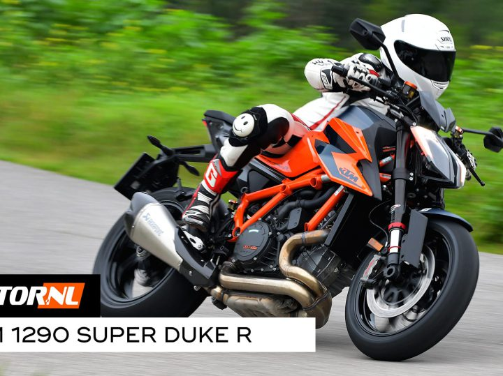 KTM 1290 Super Duke R 2020 – test
