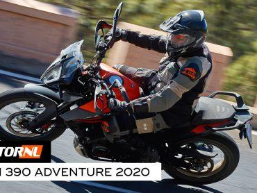 KTM 390 Adventure 2020 – test