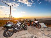 Dubbeltest: Kawasaki H2SX SE+ & KTM 1290 Super Duke GT 2020