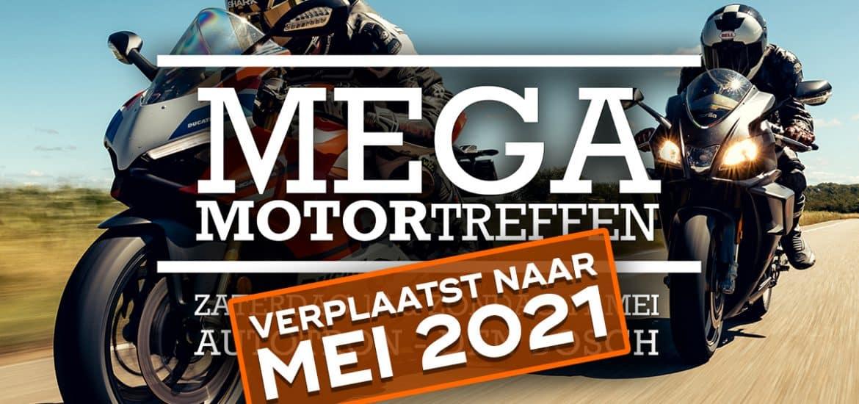 Mega MotorTreffen 2020 verplaatst